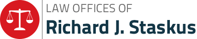 Law Offices of Richard J. Staskus Header Logo